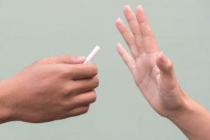 efek ketika kita berhenti merokok
