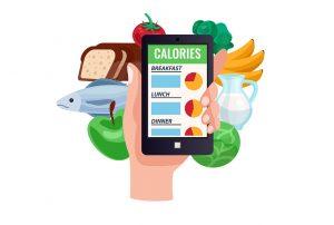 cari tahu jumlah kalori makanan